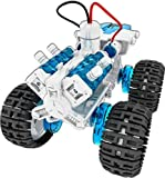 """OWI OWI-752 Salt Water Fuel Cell Monster Truck, For Ages 10 and Up, Equipped with Four-wheel Drive Mechanical Construction, 1.5V Fuel Cell Voltage Output, Dimensions 3.5""""x3.9""""x4.72"""""""