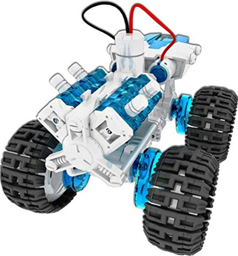 OWI OWI-752 Salt Water Fuel Cell Monster Truck, For Ages 10 and Up, Equipped with Four-wheel Drive Mechanical Construction, 1.5V Fuel Cell Voltage Output, Dimensions 3.5