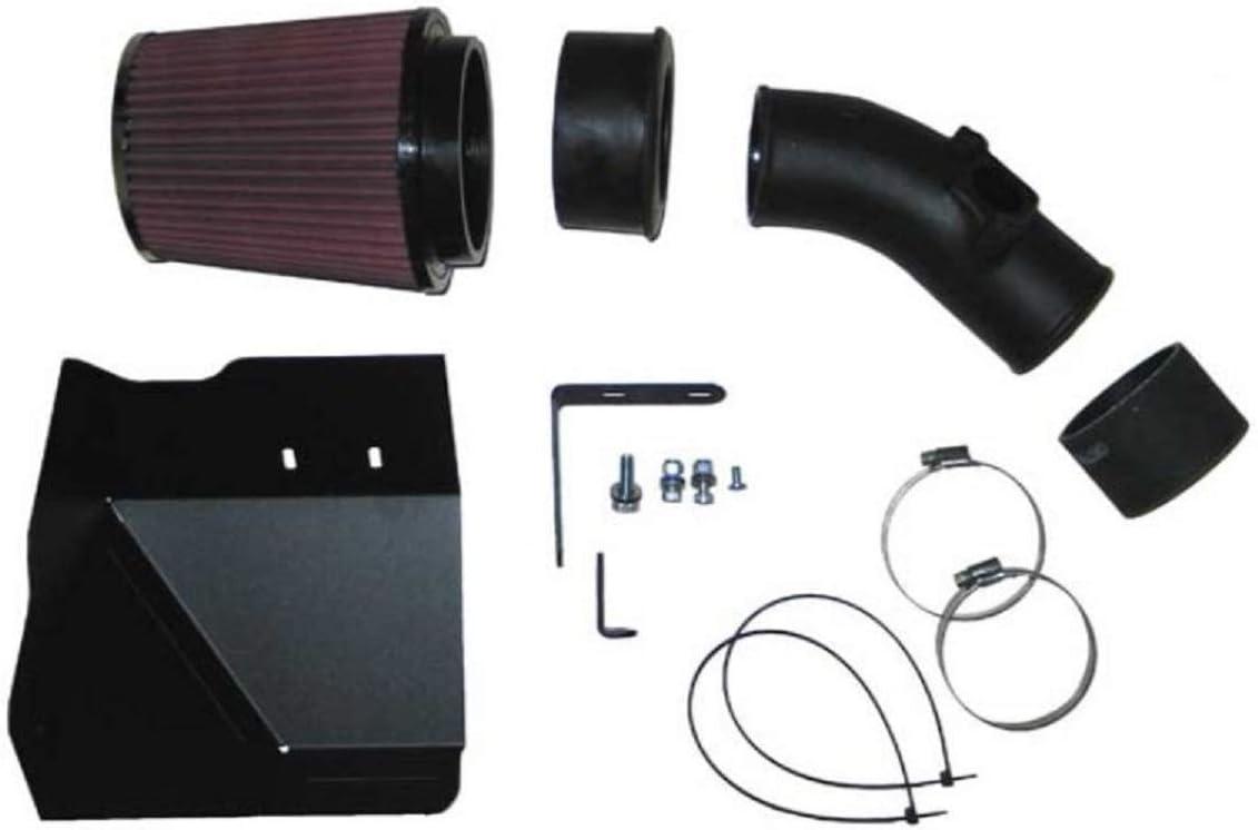 K N 57i 900 Waschbarer Und Wiederverwendbarer Kfz Hochleistungsluftfiltersystem Auto