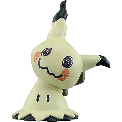Takaratomy Pokemon Sun & Moon EX EMC-19 Mini Mimikyu Action Figure: Toys & Games