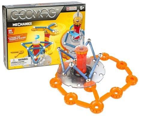 ScienceLAB Geomag Mechanics Classic Magnet Construction S...