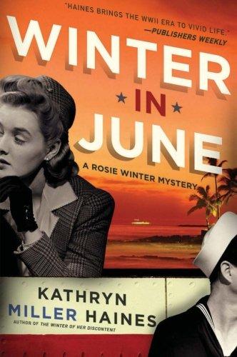 Winter in June: A Rosie Winter Mystery (Rosie Winter Mysteries)