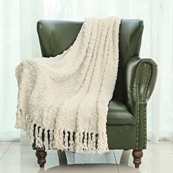 Amazoncom Mika Home Decorative Sofa Couch Chair Throw Blanket