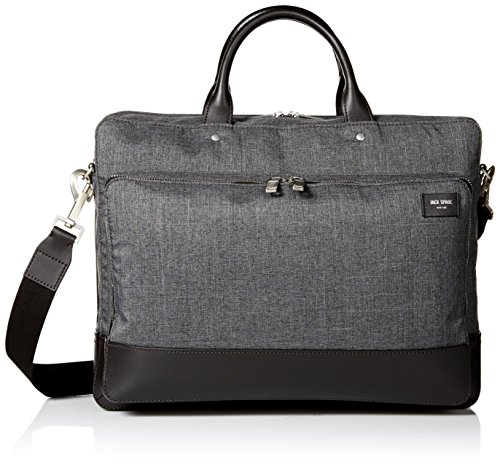 Jack Spade Men's Tech Oxford Commuter Brief by Jack Spade