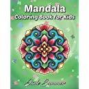 Mandala Coloring Book: A Kids Coloring Book with Fun, Easy, and Relaxing Mandalas to Color (Perfect Gift for Boys, Girls, Tweens, and Beginners)