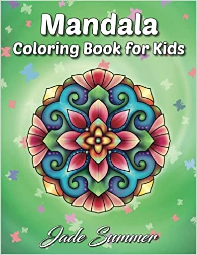 Amazoncom Mandala Coloring Book A Kids Coloring Book with Fun