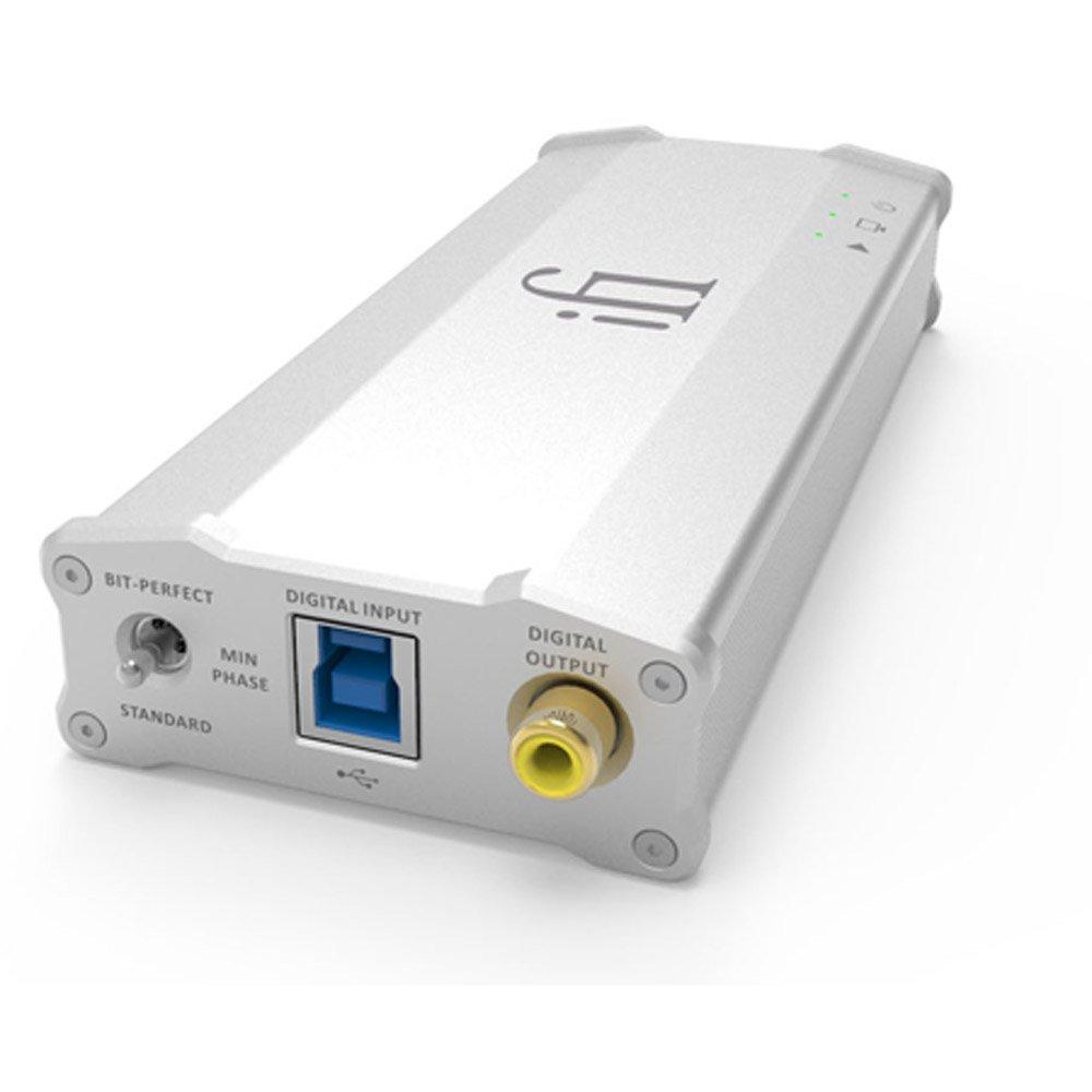 iFi Audio ヘッドホンアンプDAC iFi micro iDAC2 B010Q39XJE