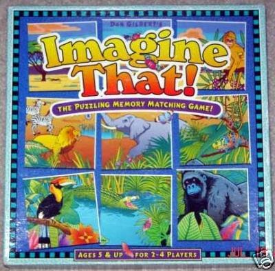 Dan Gilbert's Imagine That! African Safari Edition