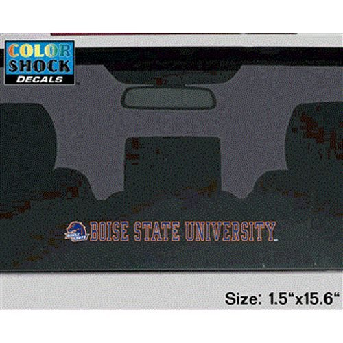 boise state window decal - 6