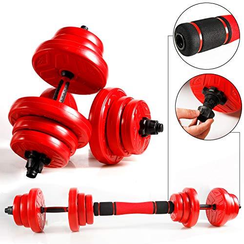 🥇 Musculación con bolsita