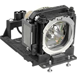 Sanyo PLV-Z5 Video Projector Lamp Cage Assembly with Original Bulb Inside