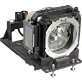 Sanyo PLV-Z4 Projector Lamp Cage Assembly with High Quality Original Bulb Inside