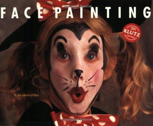 Klutz Face Painting Book Kit Klutz Press 0730767443061 Amazon