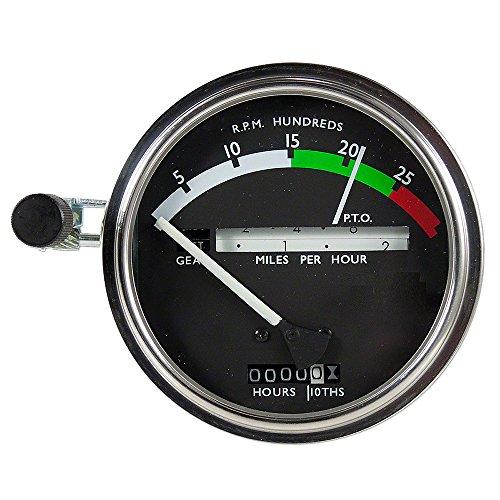 New Tachometer White Needle For  Tractor 2510 2520 3020 4020 - John Deere AR50405