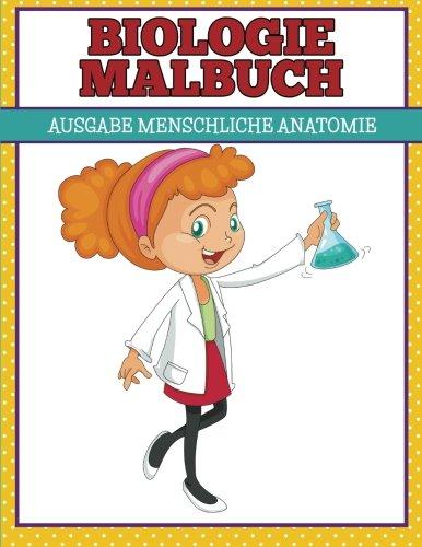 Biologie-Malbuch Ausgabe Menschliche Anatomie: Amazon.de: Speedy ...