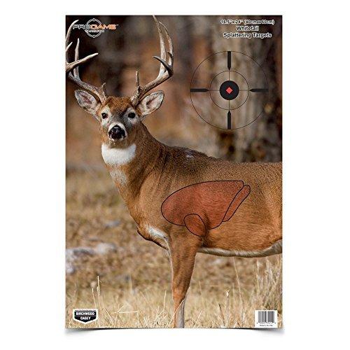 BWC 35401 PreGame Deer 16.5x24 by Birchwood Casey