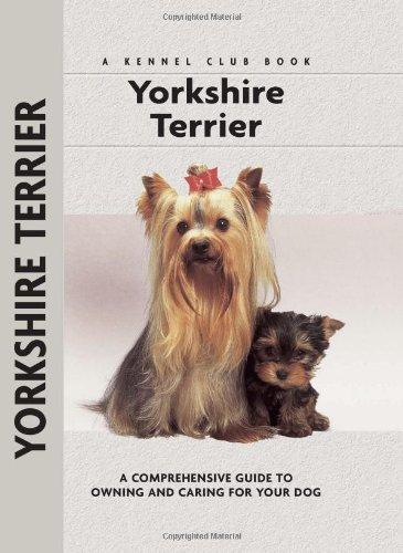 Read Online Yorkshire Terrier (Comprehensive Owner's Guide) PDF
