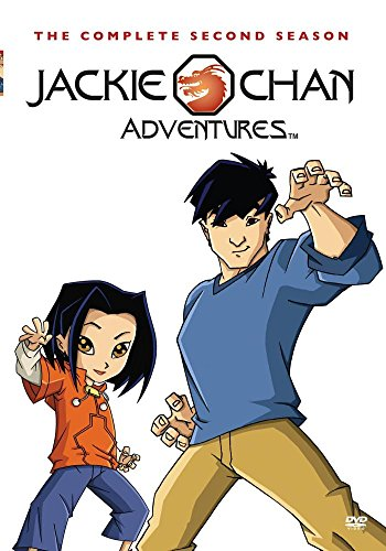 JACKIE CHAN ADVENTURES - SEASON 2 (4 Discs)