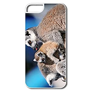 Cool Funny Lemurs IPhone 5/5s Case For Him