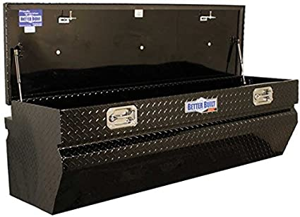 Truck Chest Tool Box >> Better Built 79210994 Black 60 Truck Chest Box