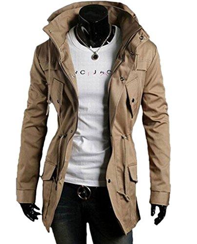 Z-SHOW™ Men's Collar Slim Jacket
