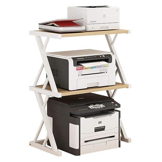 Weq - Estante para impresora de oficina o escritorio ...