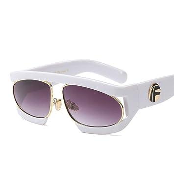 YJF Gafas de Sol polarizadas para Mujer con Marco de Resina Vintage con protección UV 400,3: Amazon.es: Deportes y aire libre