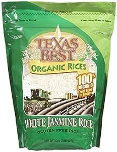 Amazon.com : Texas Best Organics Organic Jasmine White