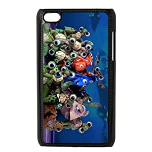 iPod Touch 4 Cell Phone Case Black Finding Nemo NF6035143