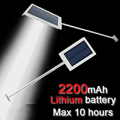 Street Light Powered By Solar Panel