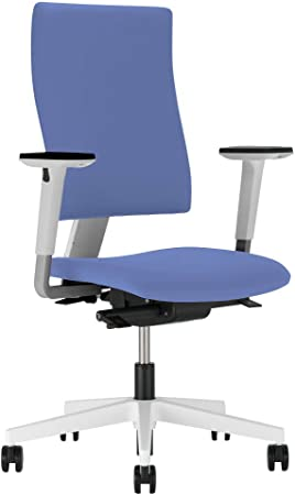Nowy Styl Office Chair With Arms 4 Me Blue Amazon Co Uk Office Products