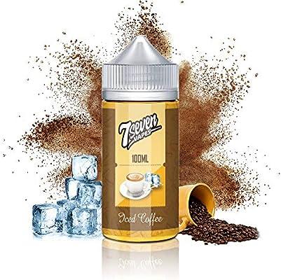 E liquido Vaper sin Nicotina, 100ml Frutas E-Liquid Seven Vape ...