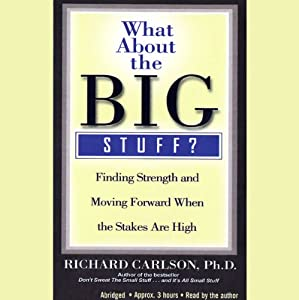 What About the Big Stuff? Audiobook