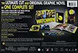 Watchmen Collector's Edition: Ultimate Cut + Graphic Novel [Blu-ray]