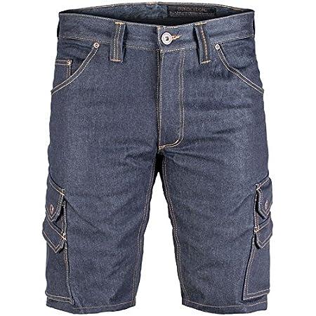 Dunderdon DW20602701003600 Size W36 P60s Shorts - Denim