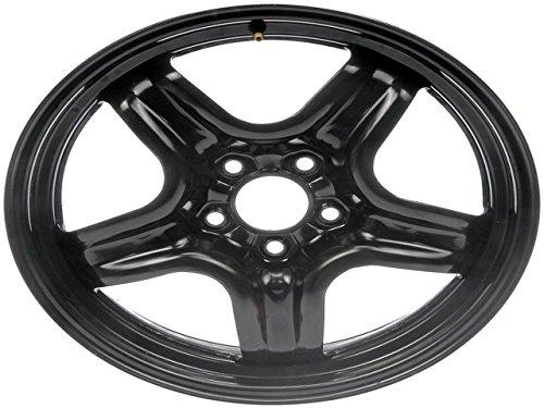 Dorman 939-101 Black Steel Road Wheel 17x7