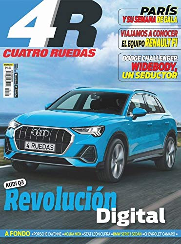 4Ruedas November 1, 2018 issue