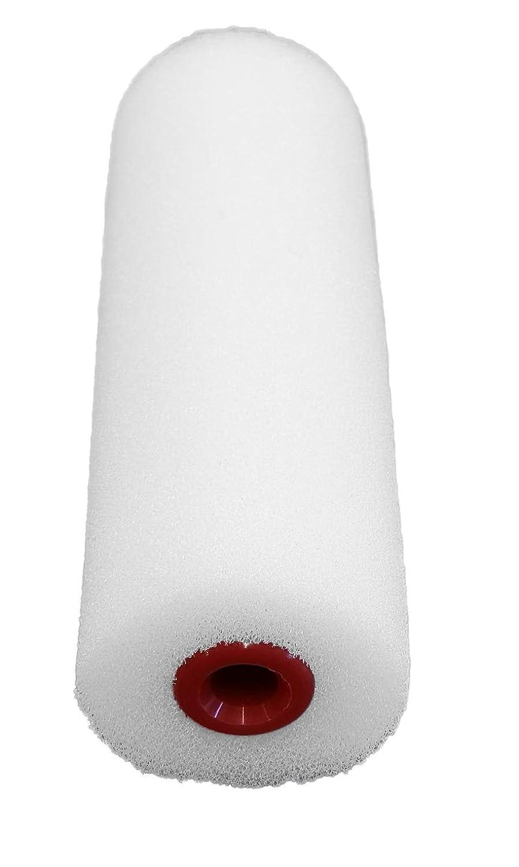 superfein 26-teiliges Set Premium Lackier Farbroller -10cm- Schaumwalze Lackierwalzen Farbwalzen Lackrolle f/ür Lacke auf wasserbasis und leicht l/ösemittelhaltige Lacke Ersatzrolle Farbwanne