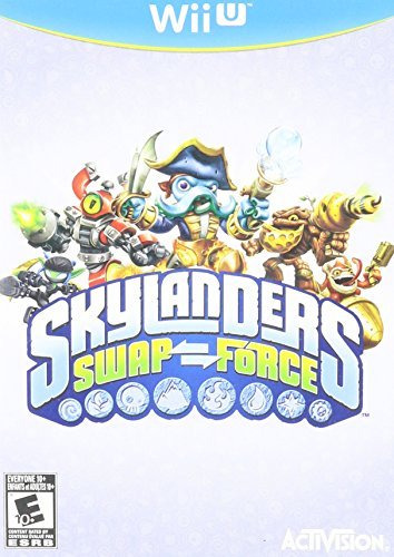 Wii U Skylanders Swap Force (GAME ONLY)
