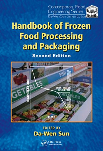 Handbook of Frozen Food Processing and Packaging, Second Edition (Contemporary Food Engineering) Pdf