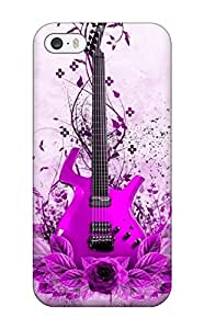 Faddish Phone Guitar Music Case For Iphone 5/5s / Perfect Case Cover by supermalls