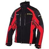 Klim Vector Parka Men's Ski Snowmobile Jacket - Red / Medium