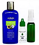 Probiotic Action Healthy Balance, Natural 2 Step Restoration Kit - for treating acne. Sensitive skin friendly.