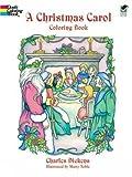 Image of A Christmas Carol Coloring Book