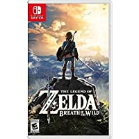 La leyenda de Zelda: Breath of the Wild - Nintendo Switch