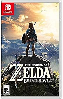 The Legend Of Zelda: Breath Of The Wild   Nintendo Switch by By          Nintendo