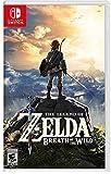 The Legend of Zelda: Breath of the Wild - Nintendo Switch - Standard Edition
