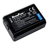 Maximal Power DB SON NP-FW50 Replacement Battery for Sony a33, a55 DSLR cameras