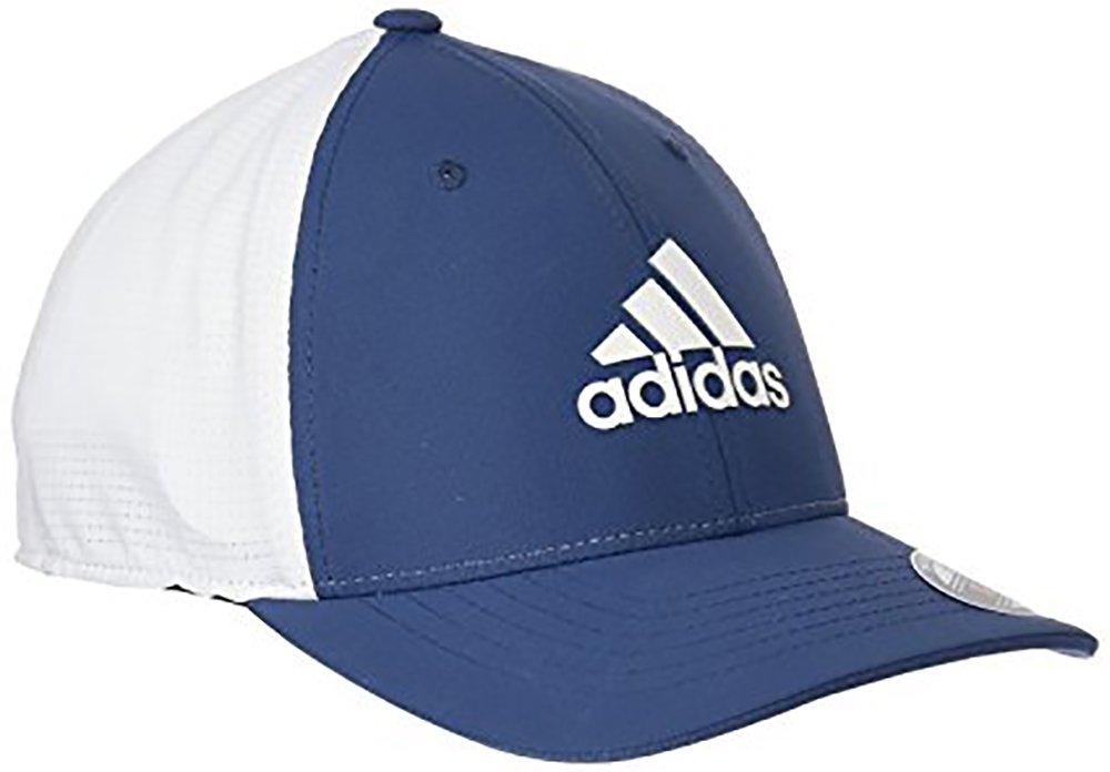 f01361b684b Galleon - Adidas Climacool Lightweight Flexfit Cap Blue Grey Large X-Large