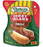 Nathan's Coney Island Chili Hot Dog Topping ( 2 pack )